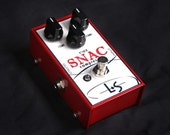 NEW LS 'SNAC' Compressor pedal. Studio grade stomp box compressor.