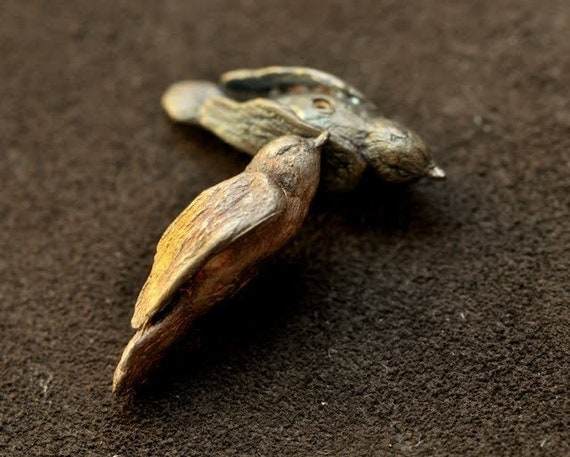 Swallow Clinging Charm from Elemental Adornments