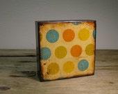 Polka Dots Mix and Match Art Block -- MatchBlox--1091