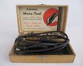 Vintage Dremel Moto Tool
