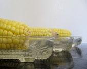 Glass Corn on the Cob Trays