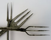Large Rustic Farmhouse Forks