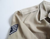Military Uniform Shirt