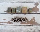 On Reserve-Collection of Wee Printing Press Photography Blocks