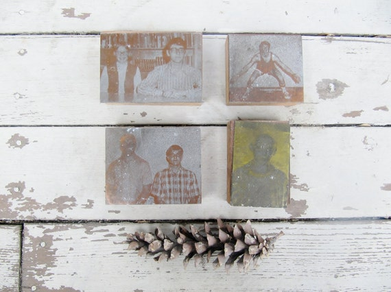 On Reserve-Youth, a Collection of Photography Printing Press Blocks