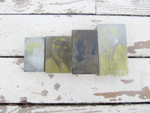 ON RESERVE-Men and Women Photography Printing Press Blocks