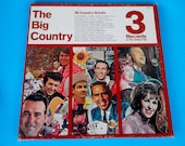 Vintage The Big Country 36 Country Greats SH-3307