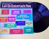 Vintage Magnavox Let Us Entertain You PRS-278 Released in 1968