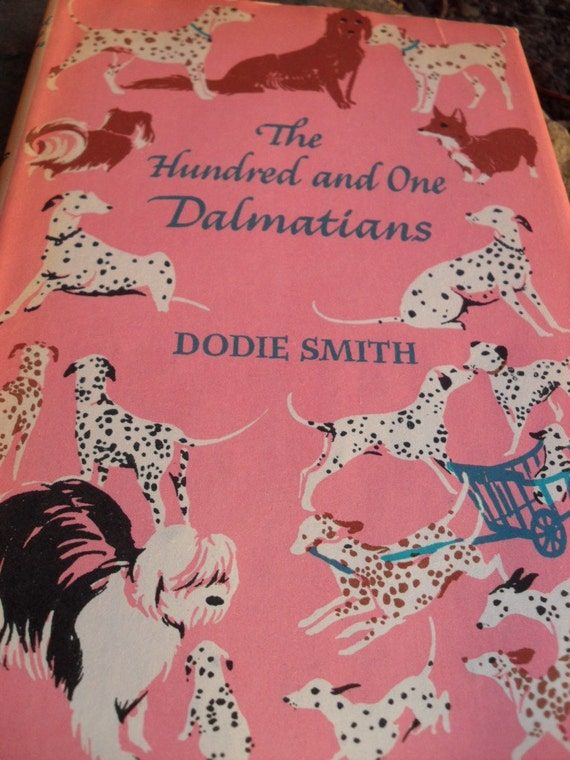 One Hundred And One Dalmations Book By Dodie Smith 1956
