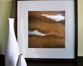 SALE - Japanese Landscape, open edition print