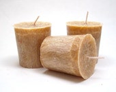 3 Sugar Cookie Scented Palm Wax Votive Candles