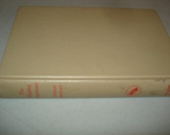 Vintage Book The Floating Dutchman By Nicholas Bentley Movie Book 1950s Book