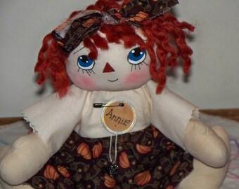 Primitive  Annie /Fall pumpkins