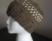 Knit Hat Wool Nordic style FREE SHIP US