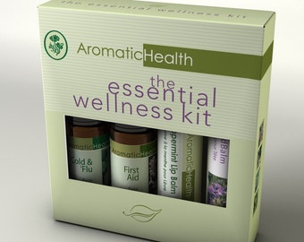 The Essential Wellness Kit - Health and Wellness