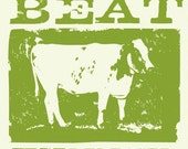 "The Midwest Beat - ""Unreleased and Live: 2005-2011"" cassette"
