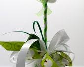 White Sheep Cat Toy for Cat nip Catnip ball green kitty love