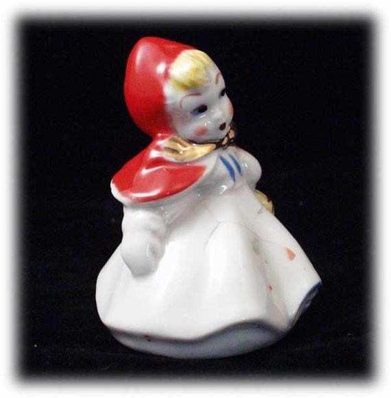 Hull Little Red Riding Hood Salt Shaker