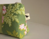 Forest for the Trees Cosmetic Bag Make Up Pouch
