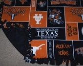 NCAA Baby Blankets in Fleece Fabric - Great Gifts