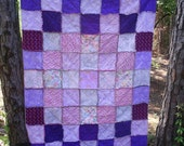 Rag Quilt Night Chant Cross Stitch Design By Sherry Senicar 49x63 Wiccan Pagan