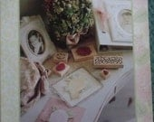 Stampin Up 1997 1998 Idea Book and Catalog