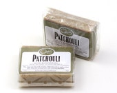 The Best Patchouli Soap Fresh Patchouli and Sandalwood scent, A favorite, Sandalwood SCRUB  USA MADE