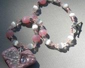 Sale Open Heart Necklace