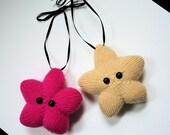 Knit your own Amigurumi Stars (pdf knitting pattern)