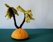 Knit your own Tiny Tropical Island (pdf knitting pattern)