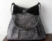 NEW - NOIR Bow Handbag Schoulderbag