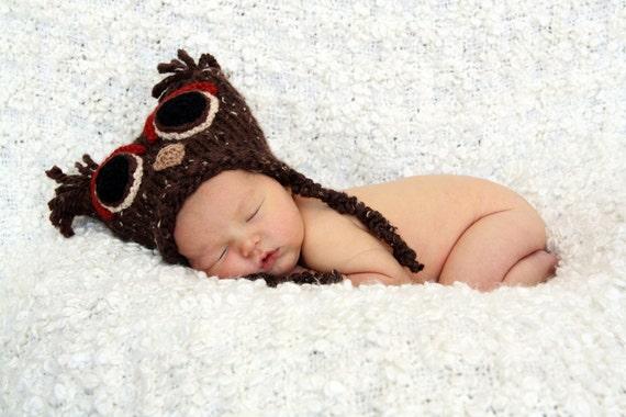 Hooty Owl Hat