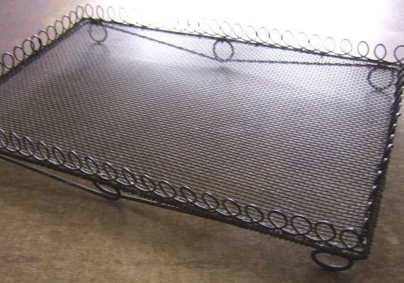 Antique Victorian Cooling Pastry Icing Rack