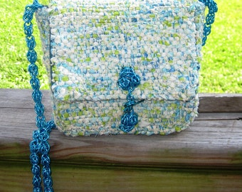 Spring Chained Rag Bag