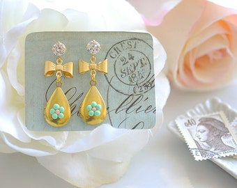 Sweet secrets earrings