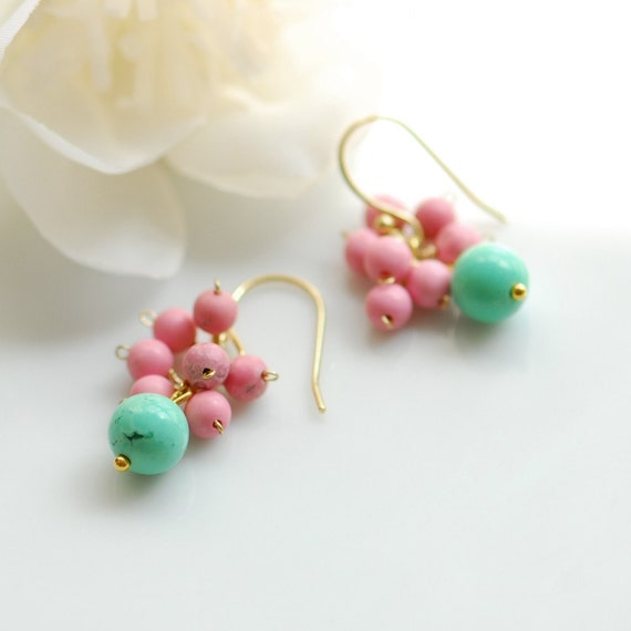Simply delicious earrings