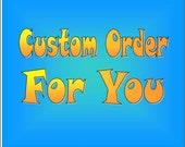 Custom order for Hallie-Six dozen Rapunzel Pops