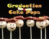 Custom Listing for Heather B--4 dozen Graduation Pops