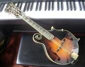 Vintage Vega Mandolin