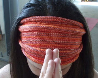 Yoga wear wraps set natural hand dyed 1 maxi size 1 midi size