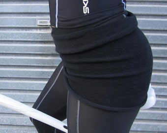 Jet Black Cycle Hipband for Women