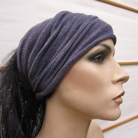 3 Natural Botanical Lavender Headwraps Headbands