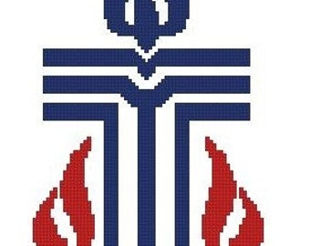 Presbyterian Cross Elements Cross-Stitch Kits
