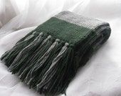 Green and Sssssilver, Wizarding House Scarf