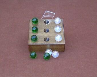 Tic Tac Toe--Marble