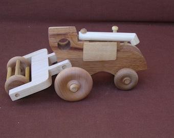 Wood Toy Combine