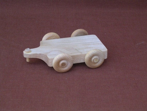 Farm Implements--Tractor Wagon