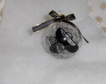 Tap Dance Ornament