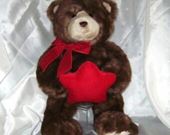 Musical Gund Bear Plays Wish Upon a Star