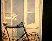 Literary Decor: Ghost of Sylvia Beach Table Lamp